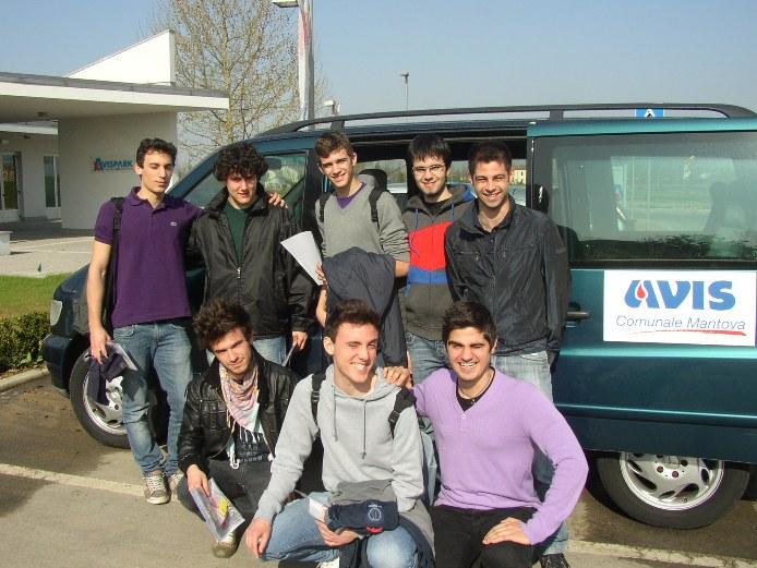 Itis gruppo del 8 Marzo 2012