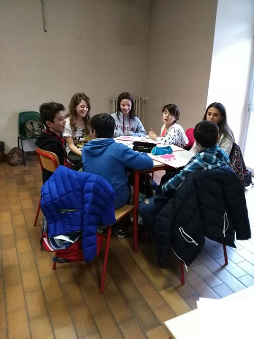 Scuola media Sacchi