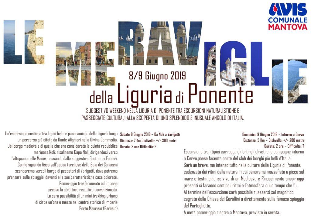 Le Meraviglie della Liguria di Ponente