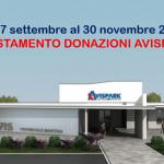 Spostamento donazioni AVISPARK protratto sino al 31 gennaio 2021